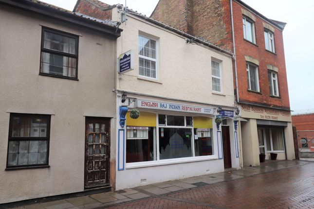 Thumbnail Restaurant/cafe to let in Clare Street, Bridgwater