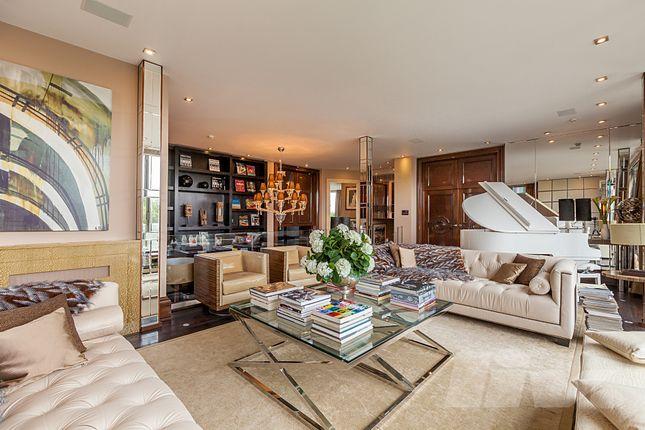 Thumbnail Penthouse to rent in Wellington Court, Knightsbridge, Knightsbridge