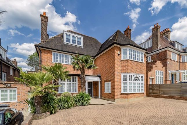 Thumbnail Detached house for sale in Ranulf Road, London
