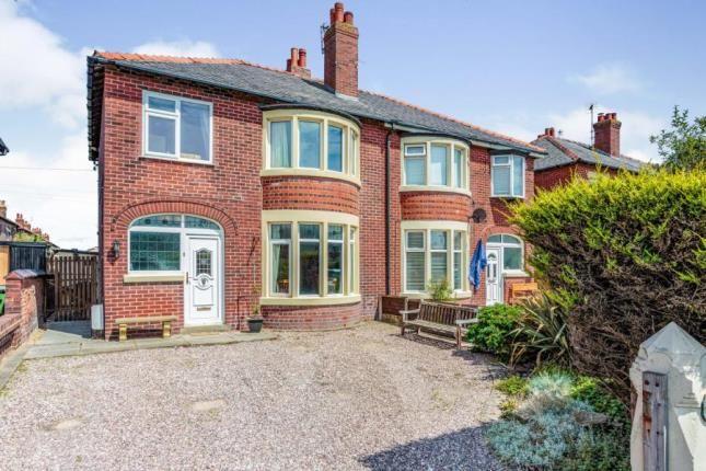 Thumbnail Semi-detached house for sale in St. Patricks Road South, Lytham St. Annes, Lancashire