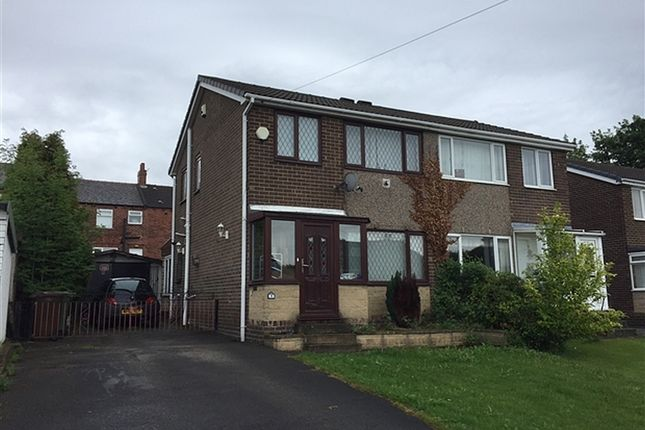 Thumbnail Semi-detached house to rent in Valley View Road, Ossett, Wakefield