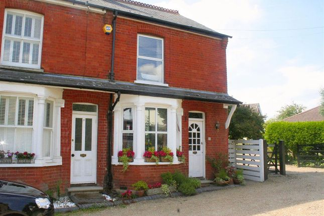 Thumbnail Cottage to rent in Sunnyside, New Road, Letchmore Heath