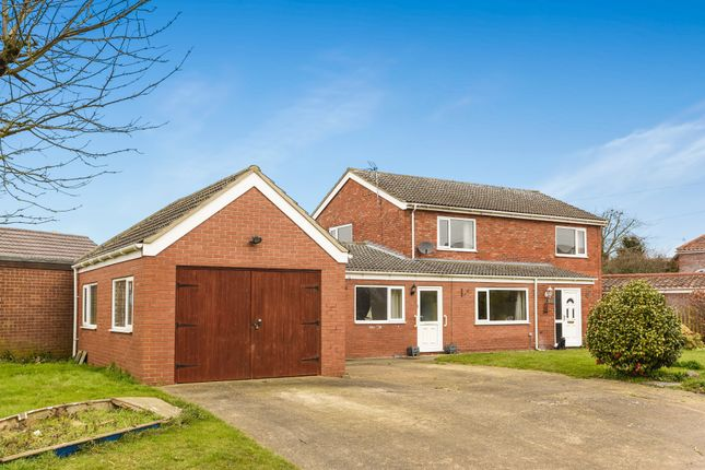 Thumbnail Detached house for sale in Old Chapel Road, Freethorpe, Norwich