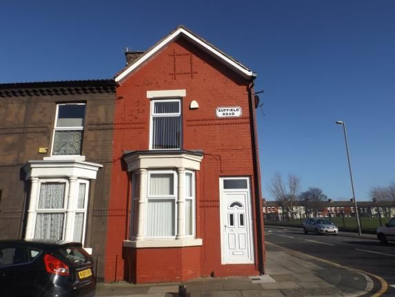 Thumbnail Terraced house for sale in Suffield Road, Liverpool, Merseyside, .