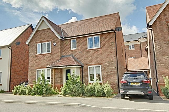 Thumbnail Detached house for sale in Terlings Avenue, Gilston, Harlow, Hertfordshire