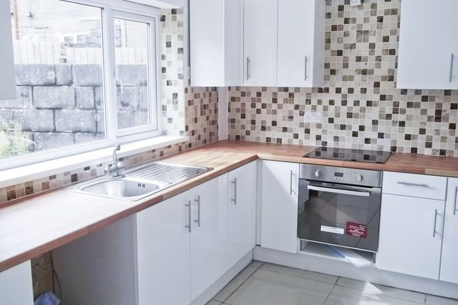 Thumbnail Terraced house to rent in Treherbert -, Treorchy