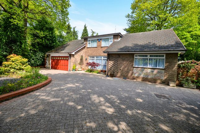 Thumbnail Detached bungalow for sale in Lindhurst Lane, Mansfield
