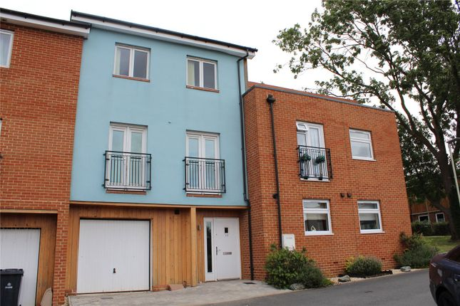 Thumbnail Terraced house for sale in Raven Close, Gloucester, Abbeydale