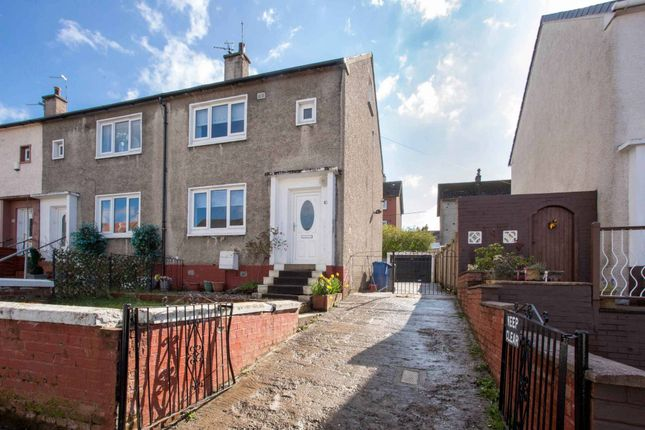 Thumbnail End terrace house for sale in Braemar Road, Rutherglen, South Lanarkshire