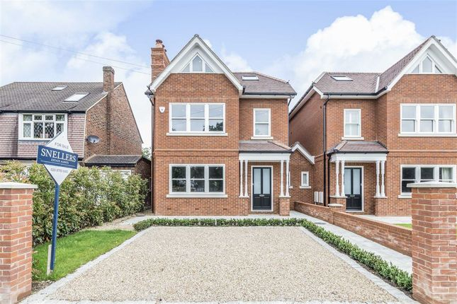 Thumbnail Detached house for sale in Manor Gardens, Hampton