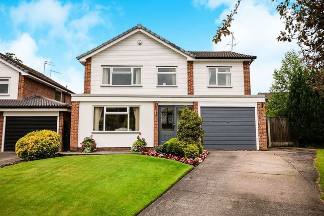 Thumbnail Detached house for sale in Willow Bank, Cheadle Hulme, Cheadle