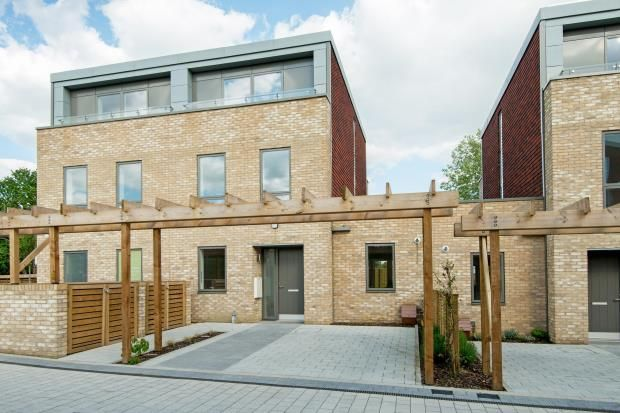 Thumbnail Mews house for sale in Mark Twain Drive, Dollis Hill, London