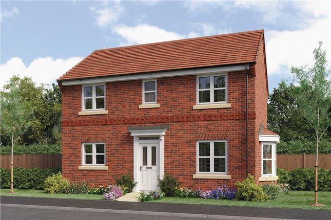 "Thumbnail Detached house for sale in ""Milton"" at Copcut Lane, Copcut, Droitwich"