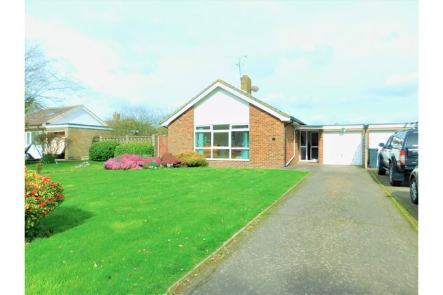 Thumbnail Detached bungalow for sale in Fernhurst Drive, Goring -By -Sea, Worthing