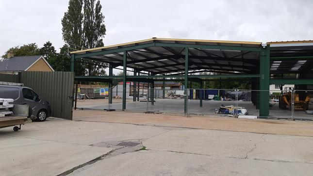 Thumbnail Light industrial to let in Unit 4 Banters Lane Business Park, Main Road, Great Leighs, Chelmsford, Essex