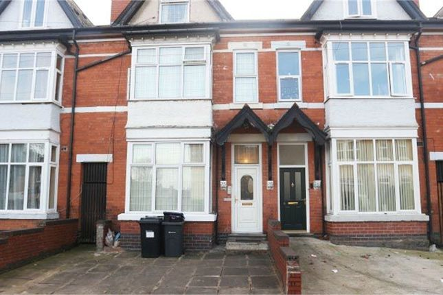 Thumbnail Terraced house for sale in Chestnut Road, Birmingham, West Midlands