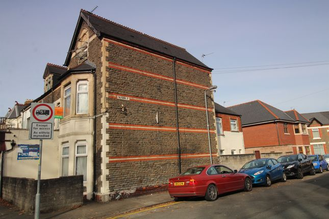 Thumbnail End terrace house for sale in Whitchurch Road, Heath, Cardiff