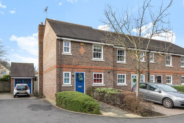 Thumbnail Semi-detached house for sale in Charlotte Mews, Farnborough, Farnborough, Hampshire