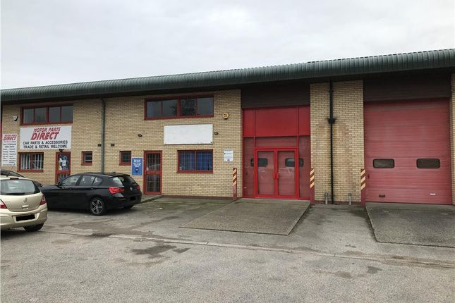 Thumbnail Light industrial to let in Unit 14 Chamberlayne Road, Bury St. Edmunds, Suffolk