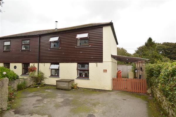 Thumbnail Cottage for sale in Cusgarne, Truro