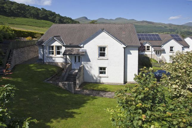Thumbnail Detached house for sale in Fingal Road, Killin