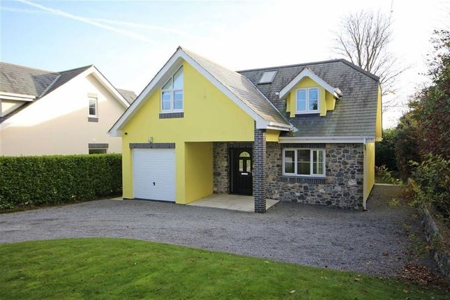Thumbnail Detached house for sale in Higher Warborough Road, Galmpton, Brixham