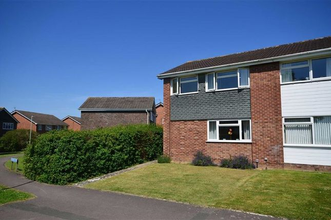 Thumbnail Semi-detached house for sale in Woodcock Close, Abbeydale, Gloucester