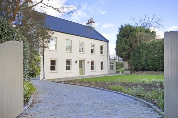 Thumbnail Detached house for sale in Rue St. Pierre, St Peter's, Guernsey