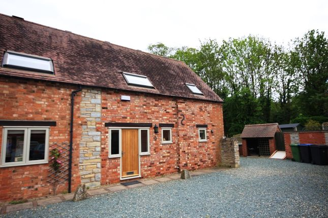 Barn conversion for sale in Owlets End, Barton