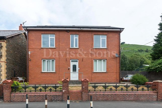 Thumbnail Flat for sale in Islwyn Road, Wattsville, Cross Keys, Newport.