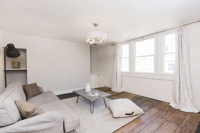 Thumbnail Flat to rent in New King Street, Bath
