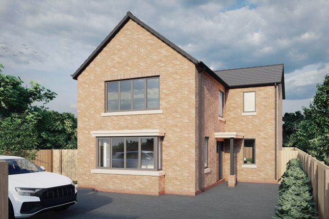 3 bed detached house for sale in Grange Cross Lane, West Kirby CH48