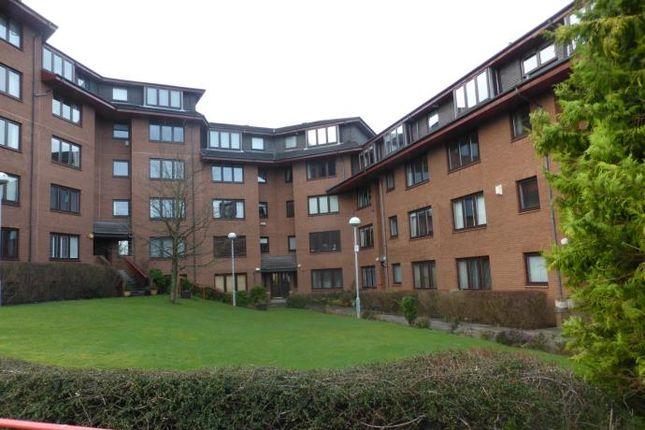 Thumbnail Flat to rent in Julian Court, Julian Avenue, Kelvinside, Glasgow