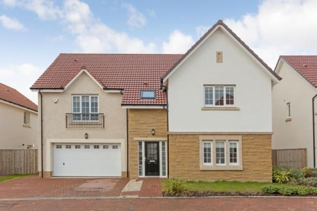 Thumbnail Detached house for sale in Crosshill Mews, Bishopton, Renfrewshire