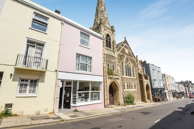 Thumbnail Town house for sale in Renovated Town House & Retail Space, St Leonards-On-Sea, East Sussex