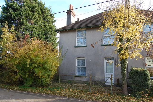 Thumbnail Semi-detached house to rent in Orchard Farm Cottages, School Lane, Iwade, Sittingbourne, Kent