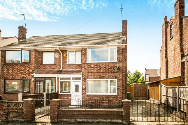 Thumbnail Semi-detached house for sale in The Grove, Wallasey