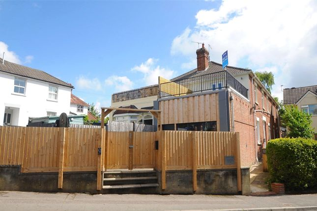1 bed flat for sale in North Lodge Road, Lower Parkstone, Poole, Dorset BH14