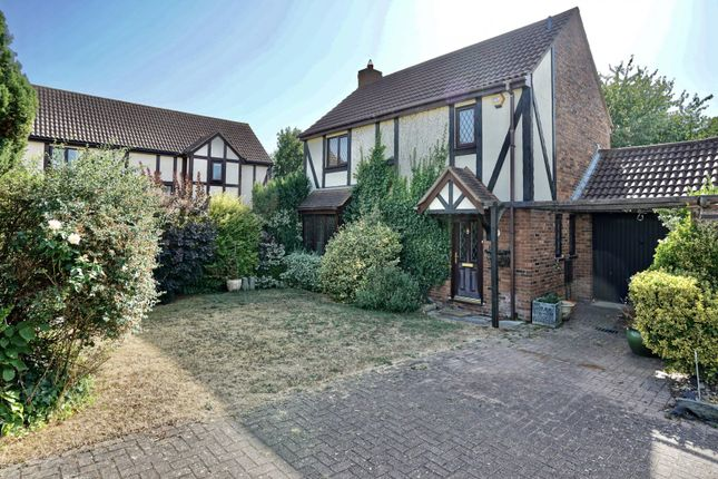 Thumbnail Detached house for sale in Richmond Close, Eynesbury, St. Neots