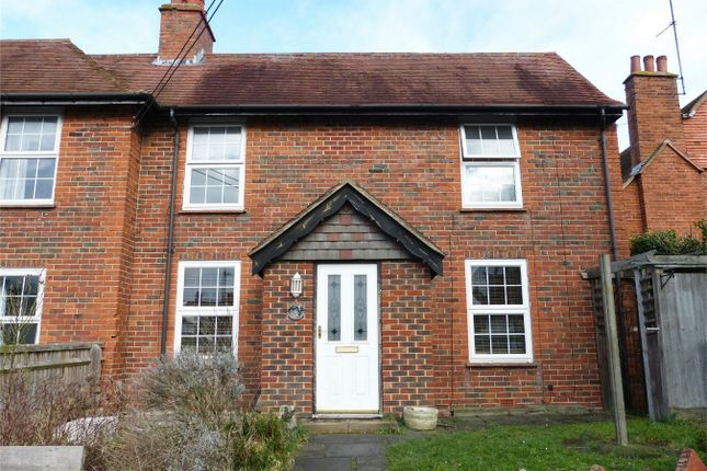 Thumbnail Semi-detached house to rent in Ilges Lane, Cholsey, Wallingford