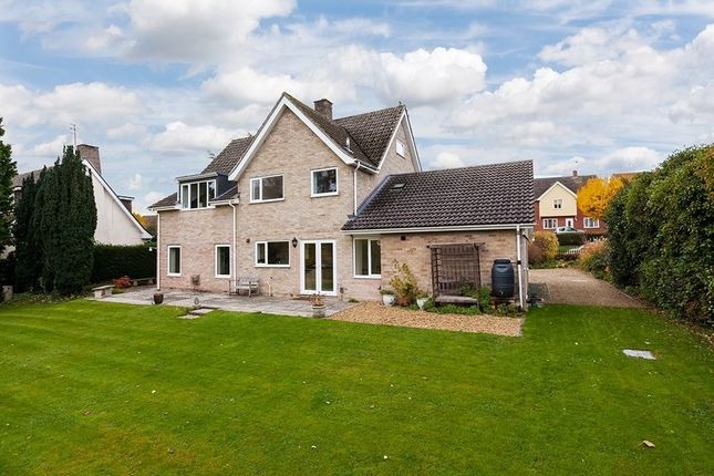 Thumbnail Detached house for sale in Bridewell Street, Clare, Sudbury