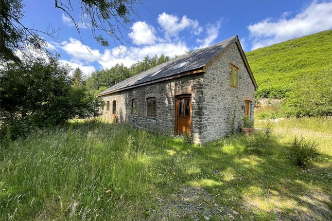 Thumbnail Property for sale in Llangurig, Llanidloes, Powys