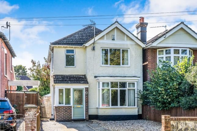 Thumbnail Detached house for sale in Shirley, Southampton, Hampshire