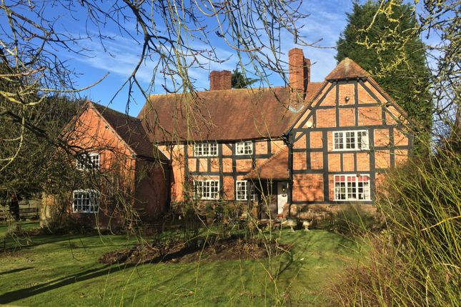 Thumbnail Farmhouse to rent in Meriden Road, Berkswell
