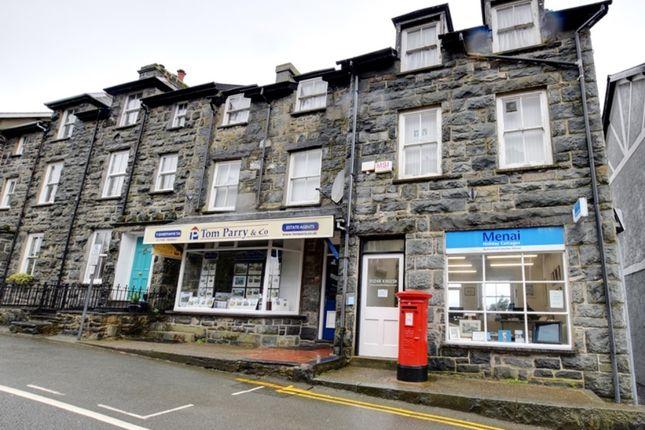 Thumbnail Town house for sale in High Street, Harlech, Gwynedd