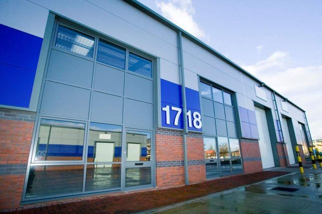 Thumbnail Industrial to let in Leigh Business Park, Leigh