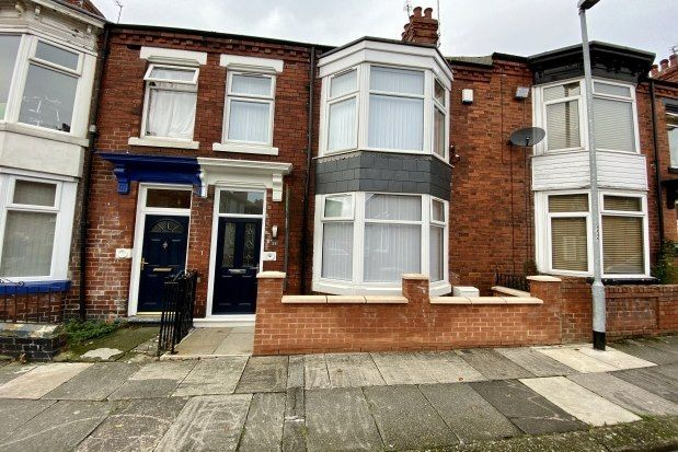 Thumbnail Property to rent in Belvedere Road, Darlington