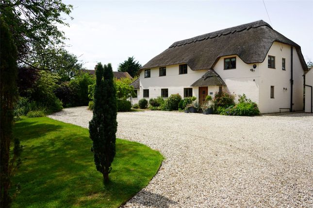 Thumbnail Detached house for sale in Welford Road, Long Marston, Warwickshire