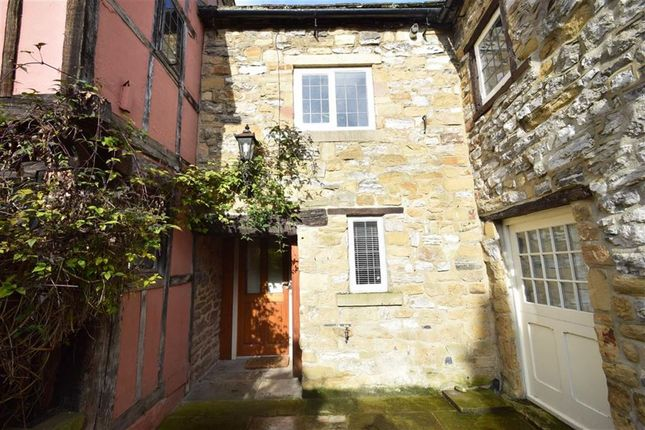 Thumbnail Cottage for sale in Kings Court, King Street, Bakewell, Derbyshire