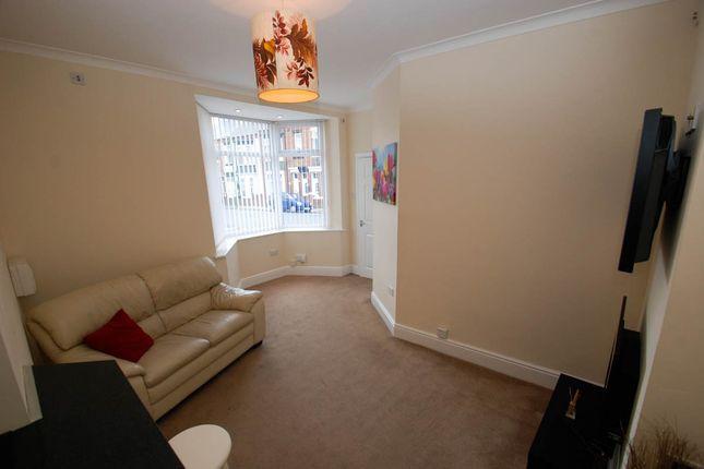 Lounge of Hyde Street, South Shields NE33